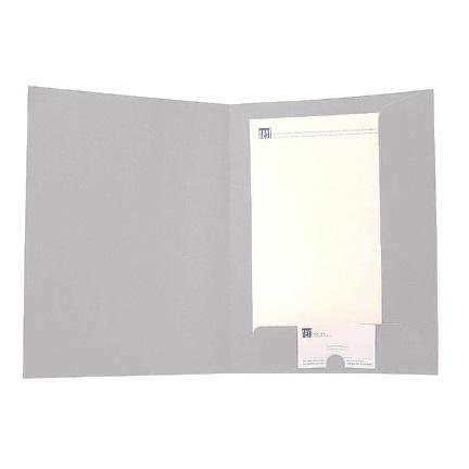 Φάκελος παρουσίασης (folder) classic-υφασματόχαρτο 03301