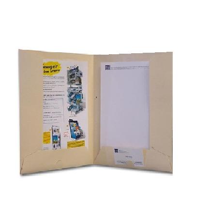 Φάκελος Παρουσίασης με 2 τσέπες. 03304