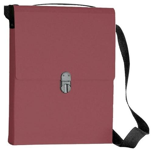 Τσάντα συνεδρίων με ιμάντα και χερούλι - 03356