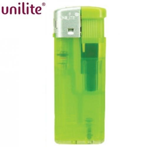 Αναπτήρας ηλεκτρονικός μίνι Διάφανος UNILITE. 111DIAF