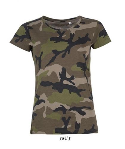 Γυναικείο T-shirt παραλλαγής Sol's- 01187