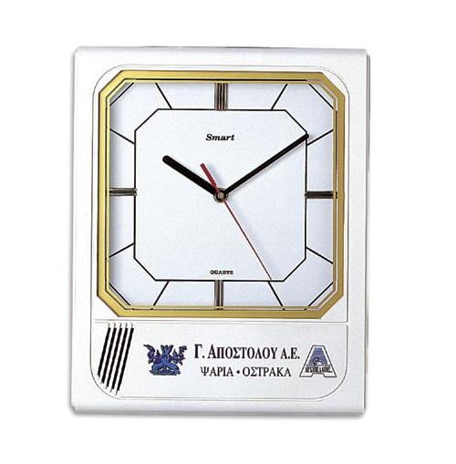 Ρολόι τοίχου μακρόστενο ΤΙΡΟ