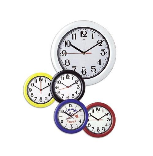 Ρολόι τοίχου στρογγυλό ΤΙΡΟ