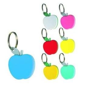 Μπρελόκ Μήλο χρωματιστό 1020-127