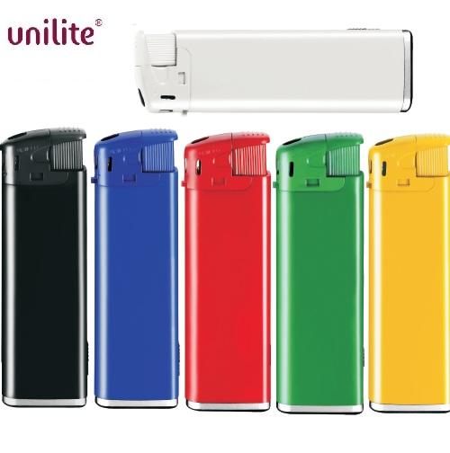 Αναπτήρας UNILITE ηλεκτρονικός με φακό LED 507