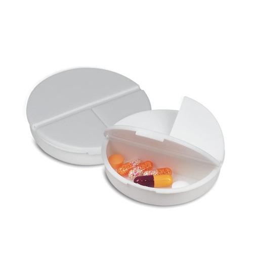 Θήκη για χάπια 3 τριών θέσεων στρόγγυλη. 172