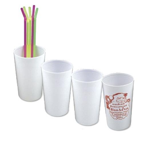 Ποτήρι πλαστικό 197-Τ