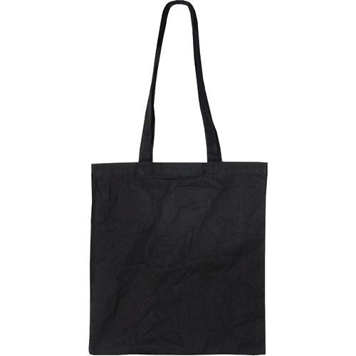 Τσάντα πάνινη με με μακρύ χερούλι - 2405-165-Μ