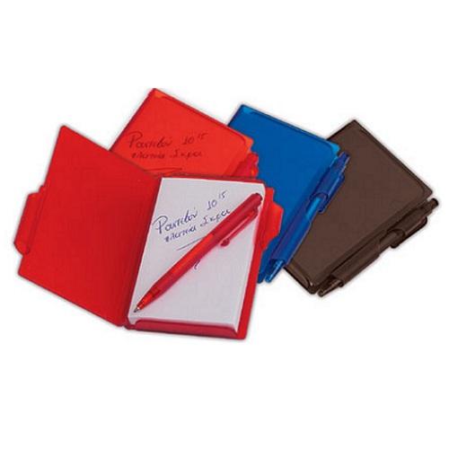 Μίνι Σημειωματάριο με στυλό 842-88-Τ