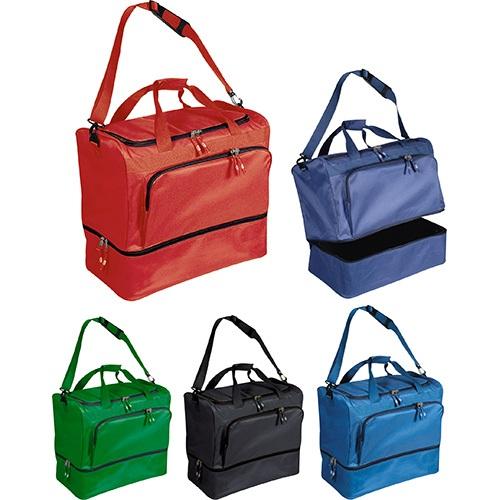 Αθλητική τσάντα με θήκη παπουτσιών, 2790-60-Μ