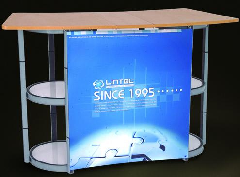 Εκθεσιακό Promotion τραπεζάκι DS-07B