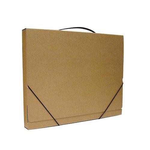 Τσάντα συνεδρίων οικολογική με λάστιχο(ράχη 5εκ.)-03152