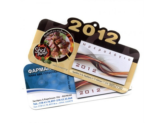 Ημερολόγιο ψυγείου με μαγνήτη. HM03