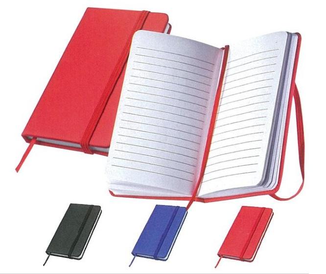 Σημειωματάριο ραφτό 13x8 cm 21379
