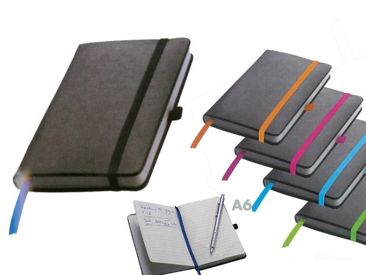 Σημειωματάριο ραφτώ Α6 80 φύλλον 21282