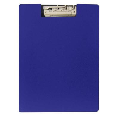 Ντοσιέ μπλε με πιάστρα από πάνω. 03616-03