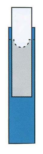 Αυτοκόλλητη θήκη για ετικέτα κλασέρ. 21238