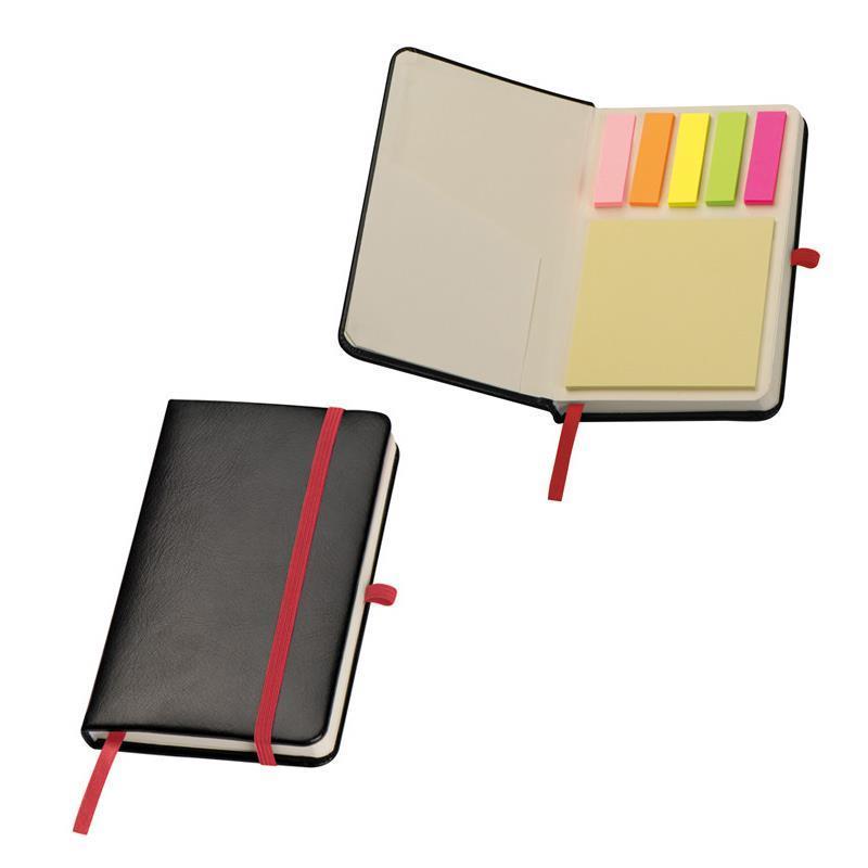 Σημειωματάριο Α6, αυτοκόλλητα σημειώσεων. 22286