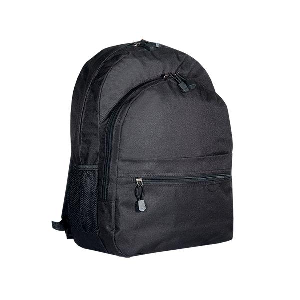 Σχολική Τσάντα τύπου POLO. 2315black-M