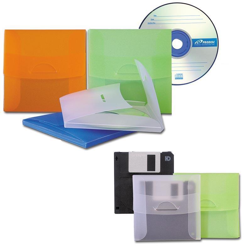 Θήκη για CD-DVD.  03601