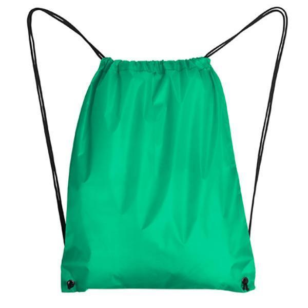 Σακίδιο πλάτης πουγκί, πράσινο Υ42x34εκ. 29997-05
