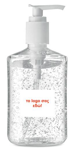 Αντισηπτικό χεριών  με εκτύπωση του λογότυπου 001-AN