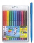 Μαρκαδόροι ζωγραφικής super washable 1mm 12 χρώματα. 29533