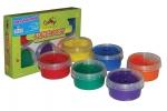 Rainbow δακτυλομπογιές 6 χρωμάτων 22367