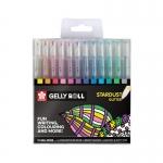 Stardust στυλό gel σετ 12τεμ..38819