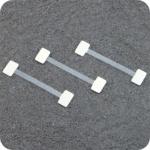 Wobbler πλαστικό-σύστημα προβολής τιμών-προσφορών μήκος 7,5εκ.