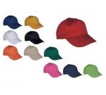 Καπέλο Baseball βαμβακερό με VELCRO .222-T