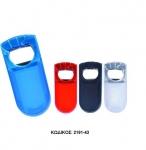 Πλαστικό ημιδιαφανές ανοικτήρι για μπουκάλια
