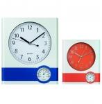 Ρολόι Τοίχου - Θερμόμετρο