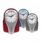 Ρολόι τοίχου θερμόμετρο