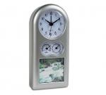 Επιτραπέζιο ρολόι ξυπνητήρι, Θερμόμετρο, Υγρόμετρο