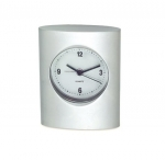 Επιτραπέζιο Μεταλλικό Ρολόι.4150-T