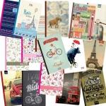 Εβδομαδιαίο Ημερολόγιο 2018 4γλωσο με σχέδια στο εξώφυλλο, 02285