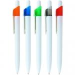 Στυλό πλαστικό δίχρωμο. 660-104