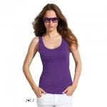 Γυναικείο slub t-shirt Sol's - 11808