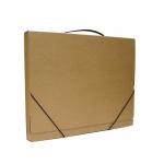 Τσάντα συνεδρίων οικολογική με λάστιχο(ράχη 3εκ.)-03151