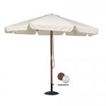Ομπρέλα Παραλίας Ξύλινη 703-94-T