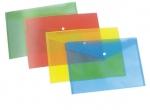 Φάκελος Α4 διάφανος με κουμπί. 10590