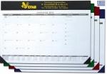 Μηνιαίο πλάνο  Ημερολόγιο γραφείου με εκτύπωση λογοτύπου. 02153