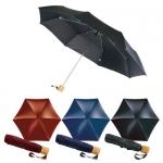 Ομπρέλα βροχής χειρός μονόχρωμη 2460-168-Μ