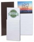 Μαγνητάκι ψυγείου με μπλοκ σημειώσεων. 2145-169-M