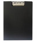 Ντοσιέ μαύρο με πιάστρα από πάνω. 03616-09