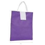 Αναδιπλούμενη τσάντα αγοράς, Non woven. L-OXFORD