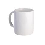 Κούπα λευκή κεραμική με χημική επίστρωση 11oz. 2862-Μ