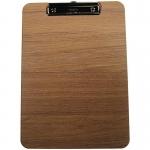 Πινακίδα ξύλινη με πιάστρα Υ32x23.03815-07