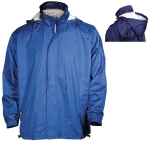 Αντιανεμικό μπουφάν Ανδρικό, με επένδυση. 31035-M-blue